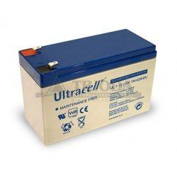 AU-12070 12V 7,0Ah gondozásmentes akkumulátor