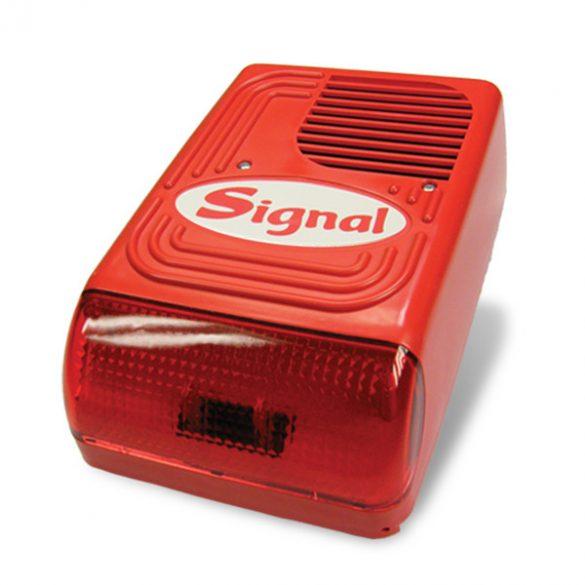 PS-128F/24V Signal kültéri hang- és fényjelző tűzjelző rendszerekhez
